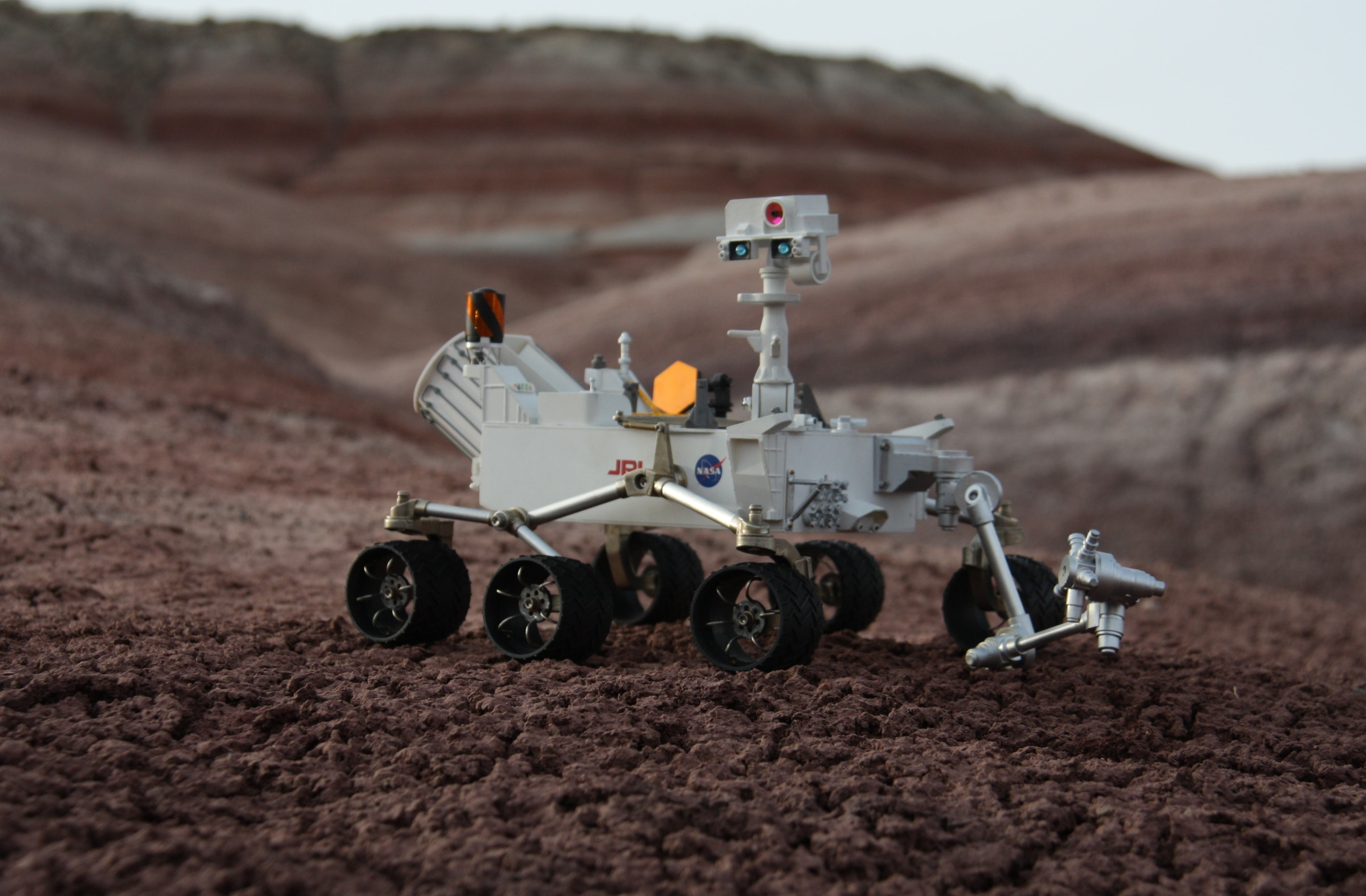 how to make rovers faster space exploration