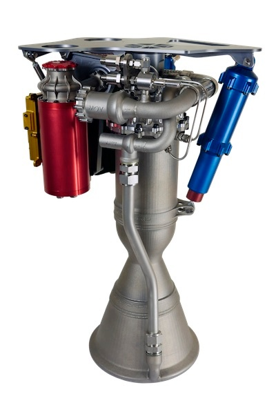 Rocket Lab Engine
