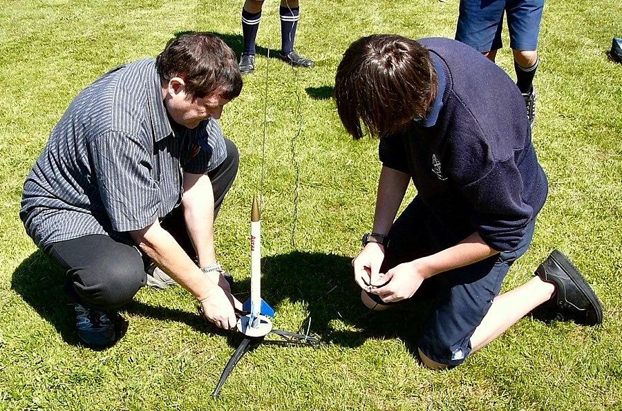 Amateur Rocketry in New Zealand - Public Portal